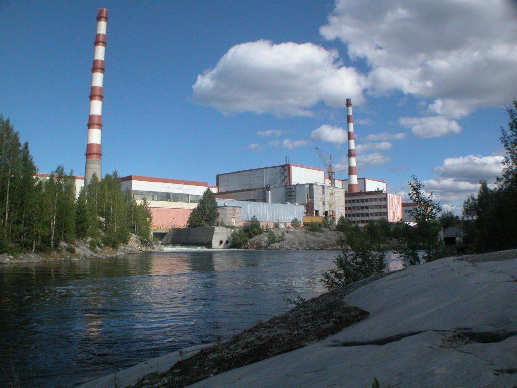 centrale nucleare kola