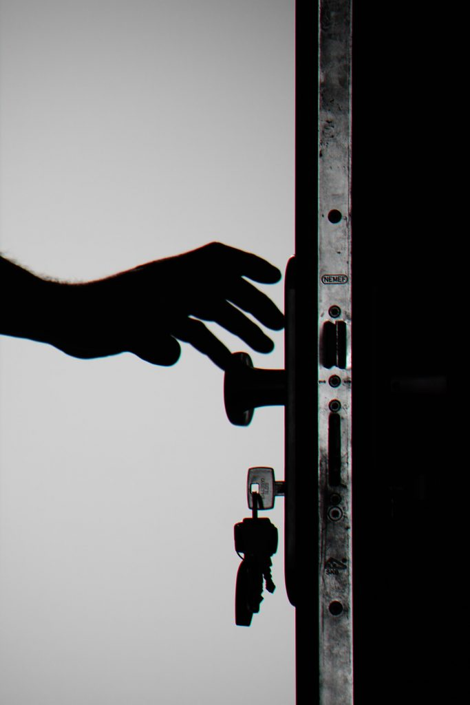 mano di ladro