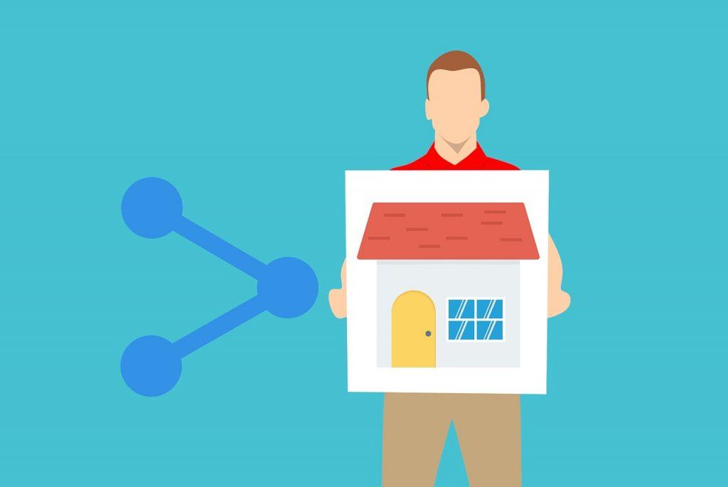 condivisione annuncio affitto casa