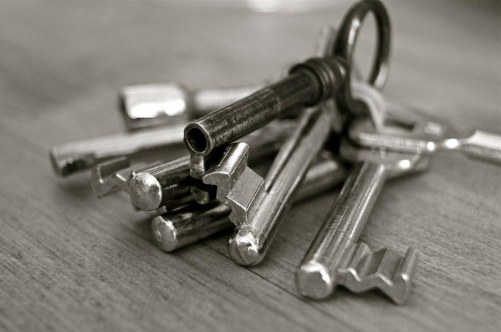 numero di chiavi blindata