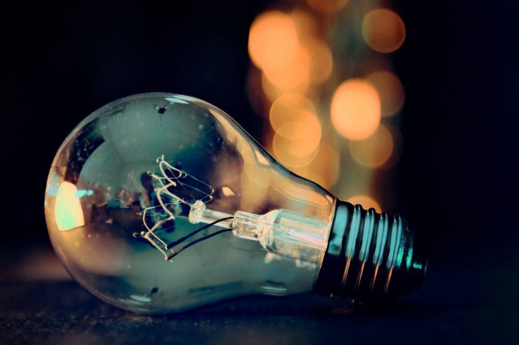 lampadina a bulbo