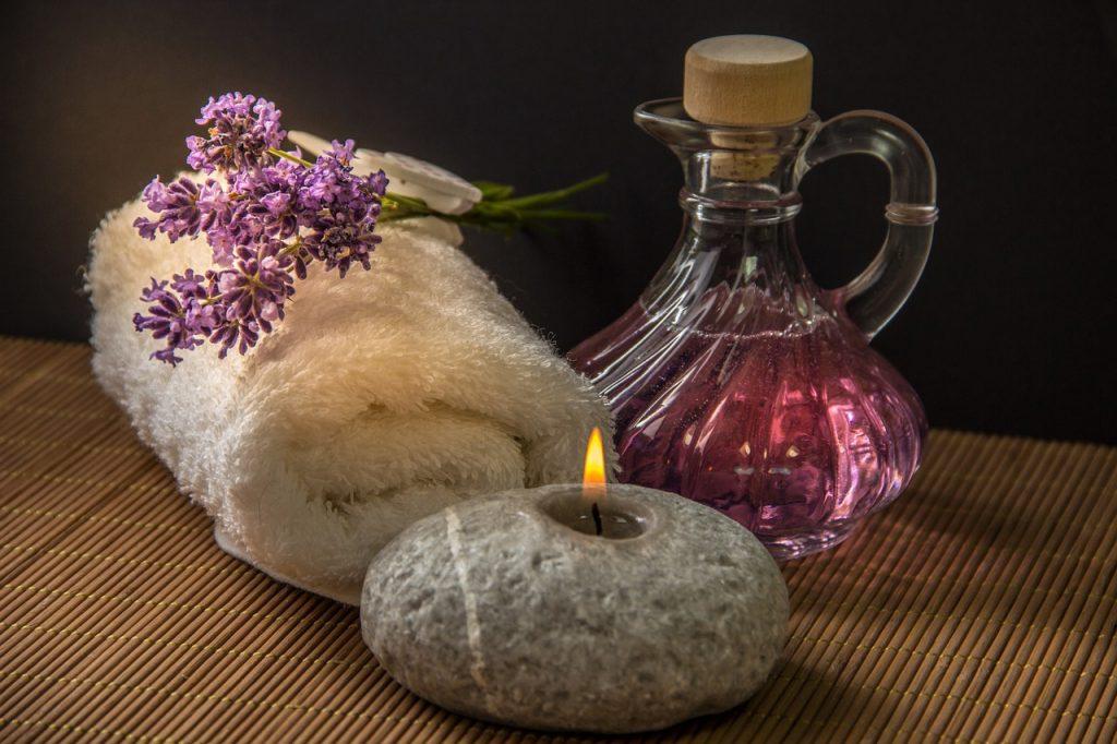 benessere con aromaterapia