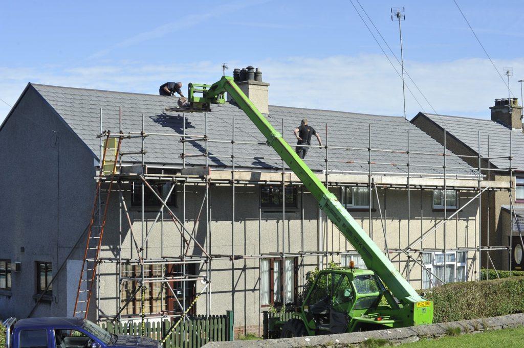 lavori tetto casa