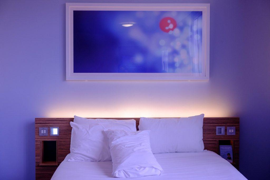 quadro camera da letto
