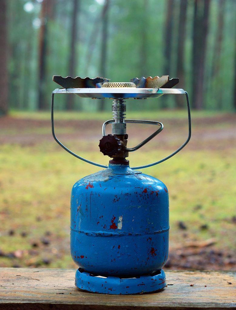 bombola gas da campeggio
