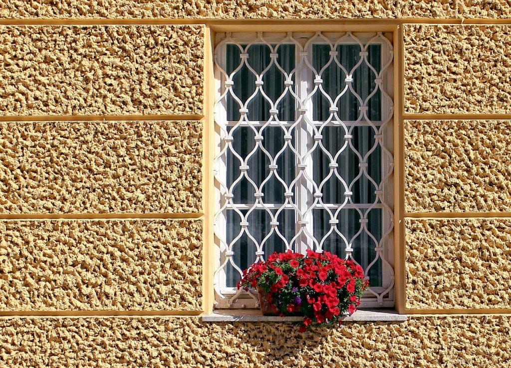 grate di sicurezza finestra