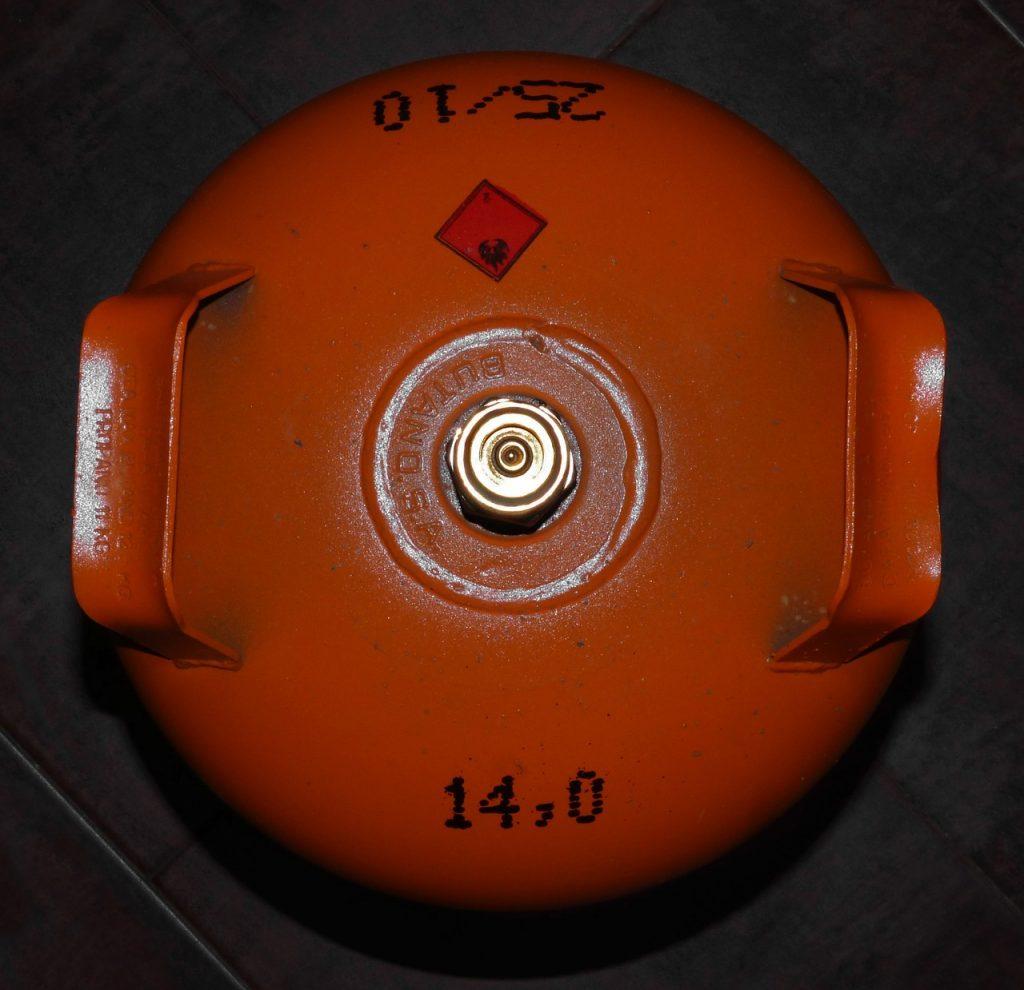 bombolone gas