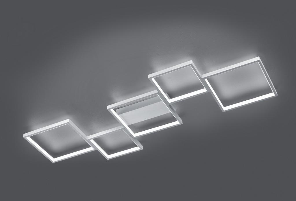 plafoniera LED di design