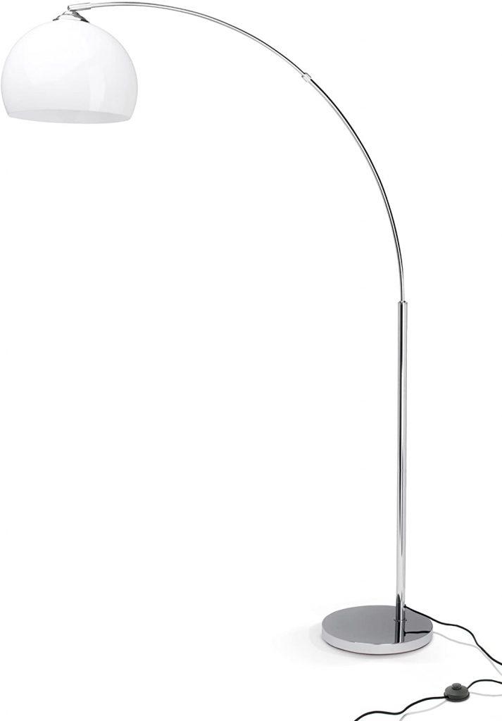 Brilliant Vessa lampada a stelo ad arco