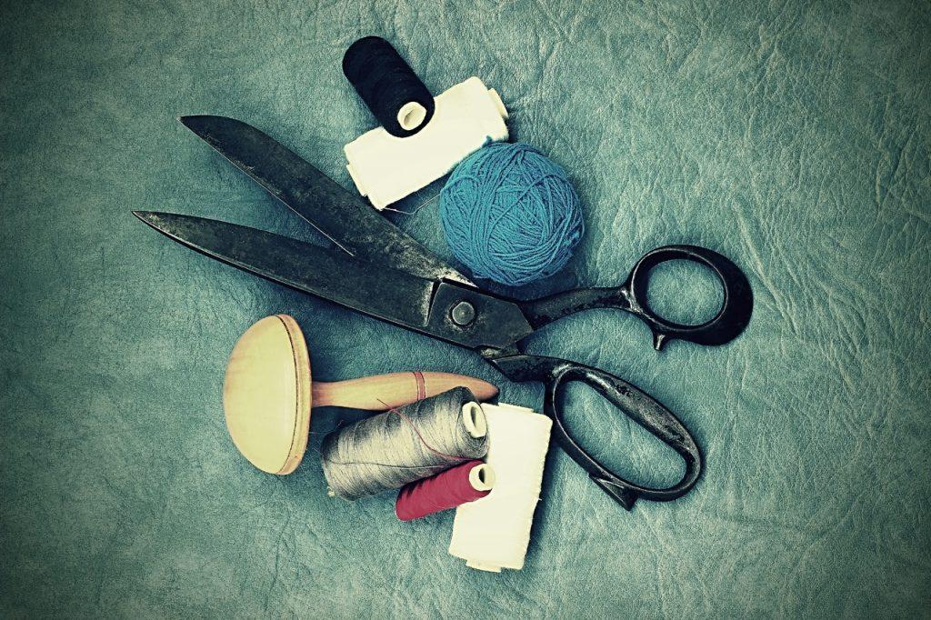 Accessori principali per poter cucire