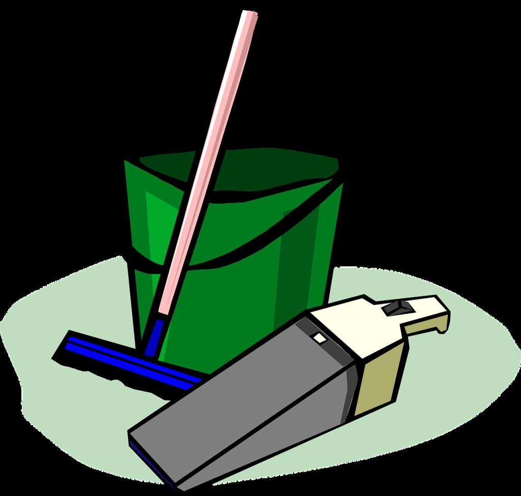 Attrezzi per pulire efficacemente